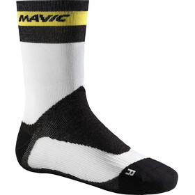 Mavic Ksyrium Pro Thermo+ Cycling Socks white